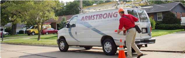 Armstrong Cable tv Review