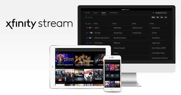 Comcast Xfinity TV