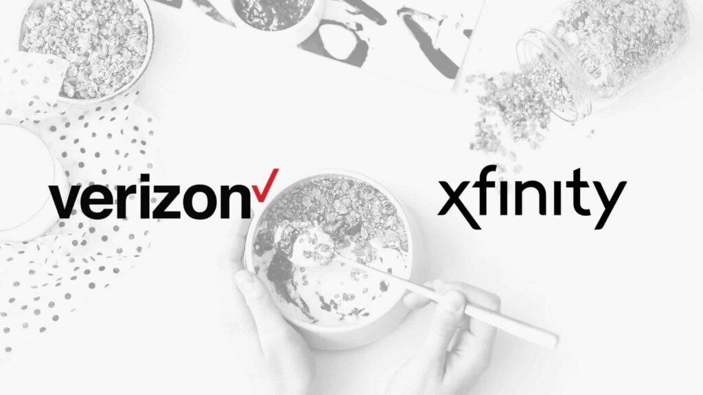 Verizon vs Xfinity
