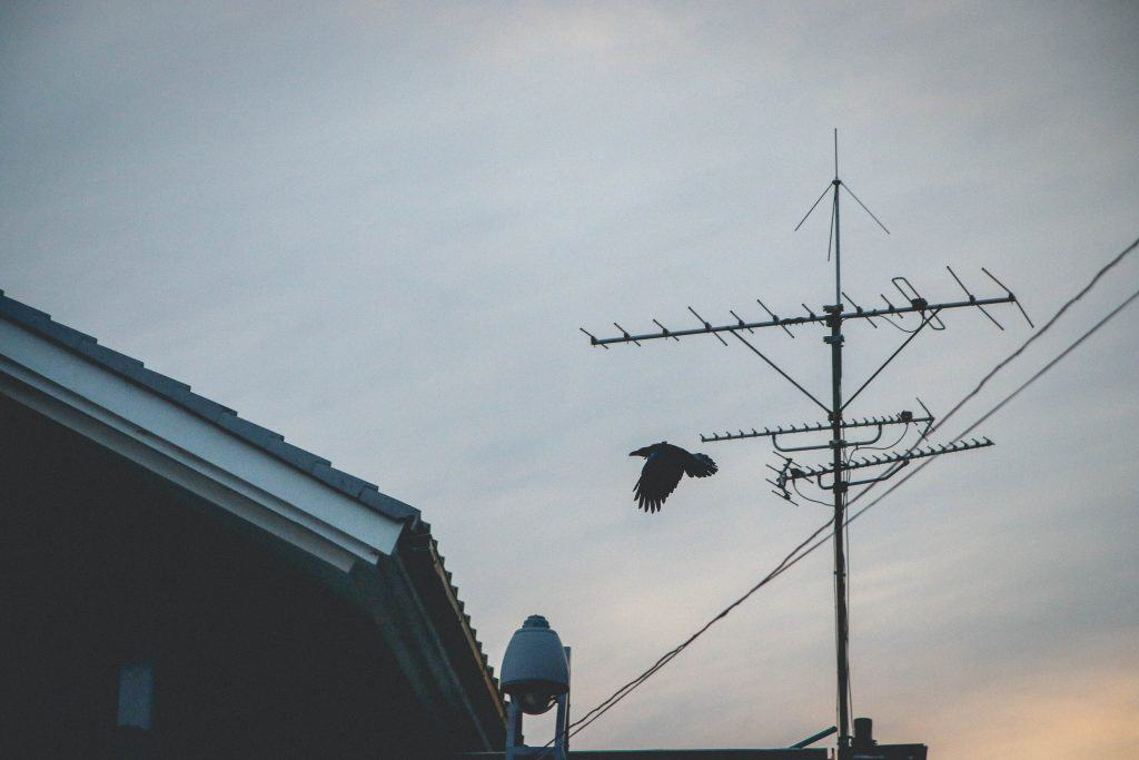 best antenna for rural area