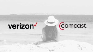 comcast vs Verizon