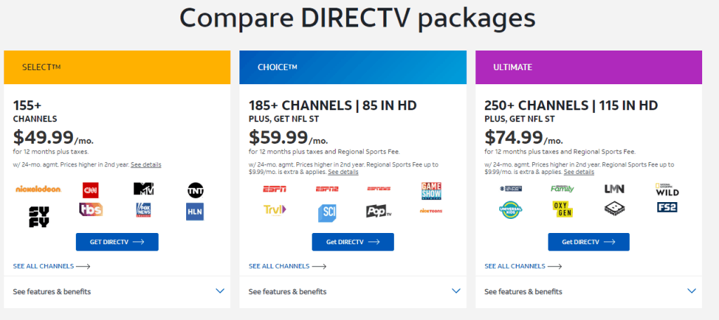 directv_packages