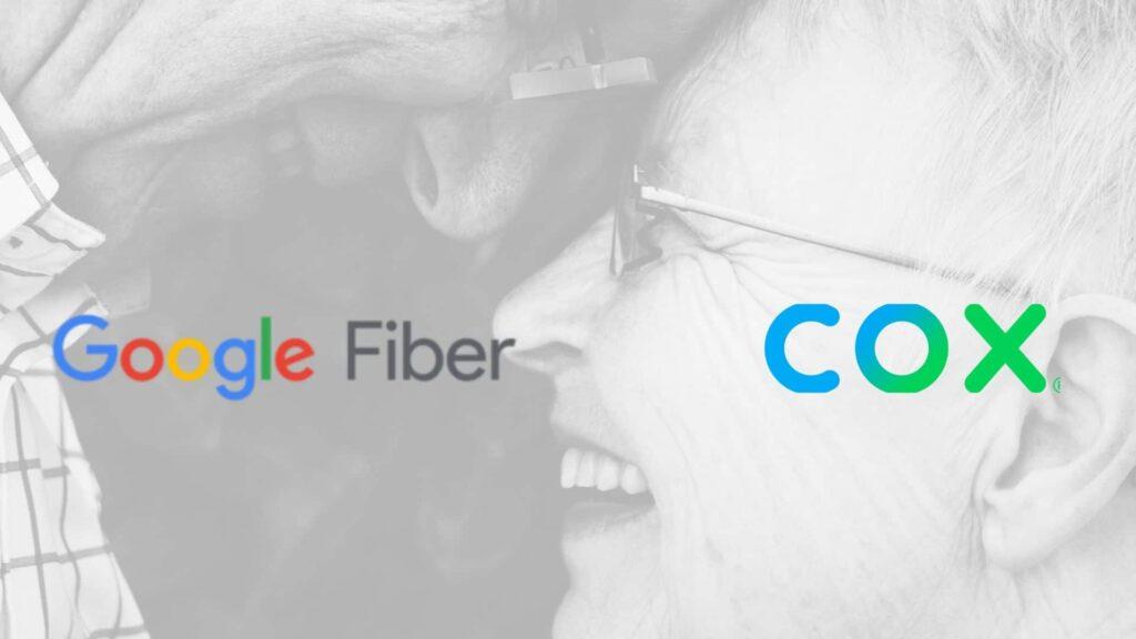 google fiber vs cox