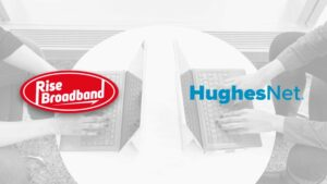 rise broadband vs hughesnet