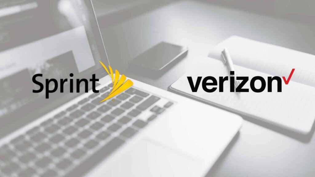 sprint vs verzion