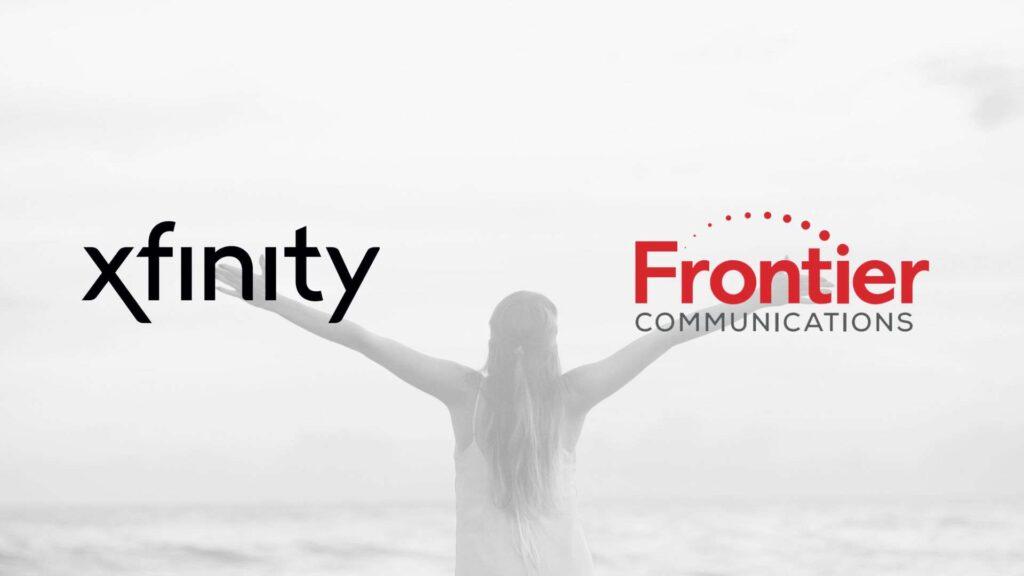xfinity vs frontier