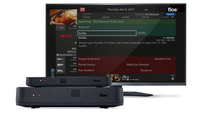 Verizon FiOS TV Review