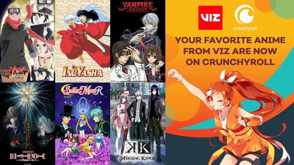 crunchyroll anime shows