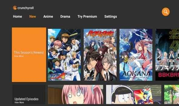crunchyroll review of shows