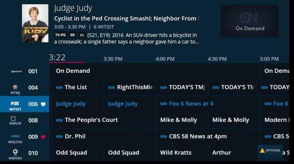 spectrum tv dvr review