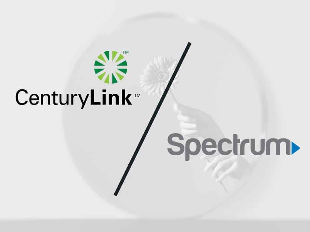CenturyLink TV vs. Charter Spectrum TV Comparison Review