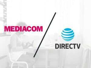Comparison Mediacom Cable Vs DirecTV