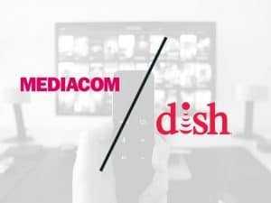Mediacom TV vs DISH Network TV comparison review