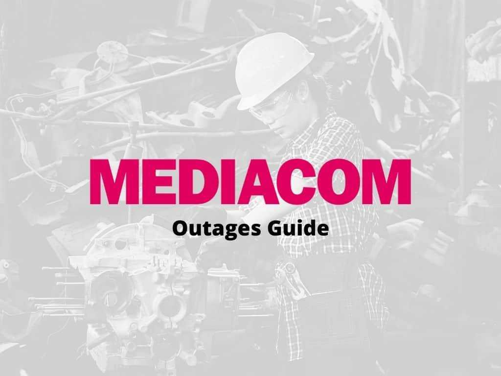 Mediacom outage internet tv wireless wifi