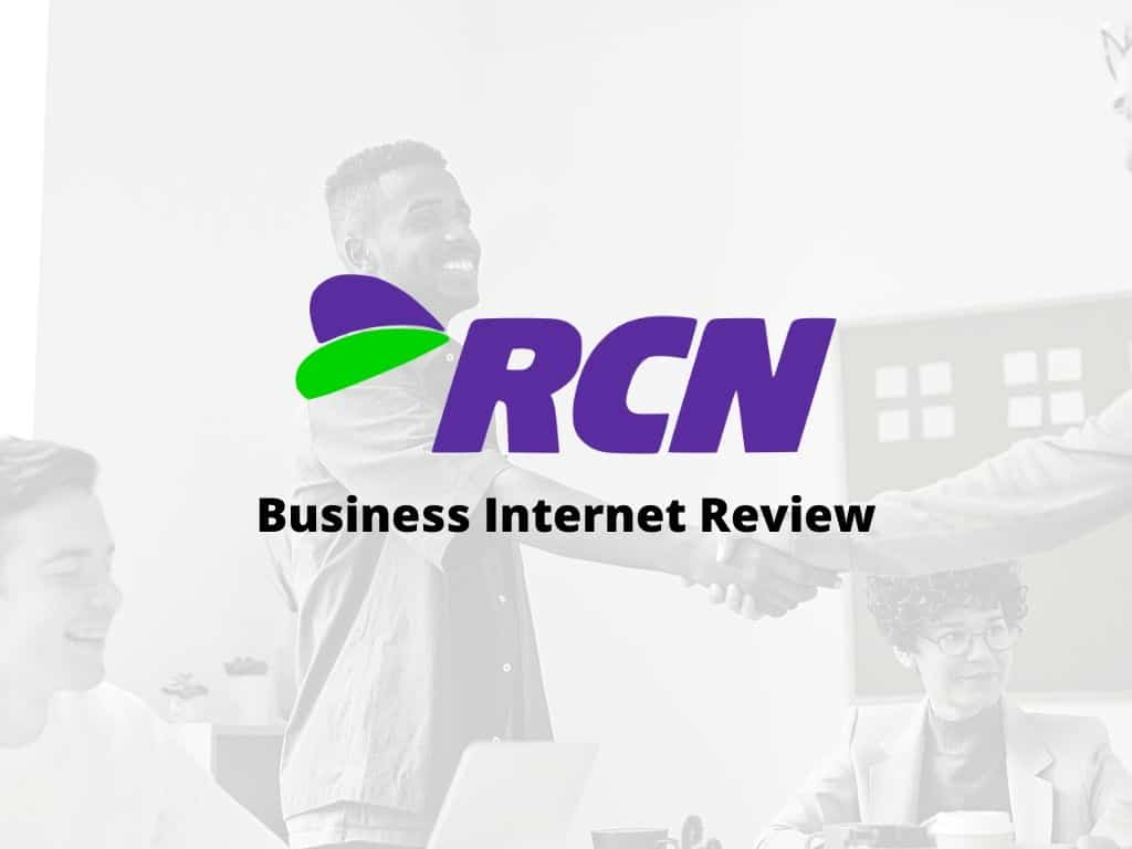 RCN business internet review comparing providers
