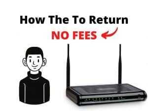how to return centurylink equipment