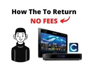 how to return cox equipment
