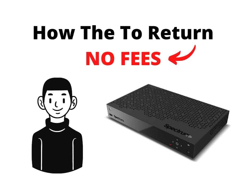 how to return spectrum equipment