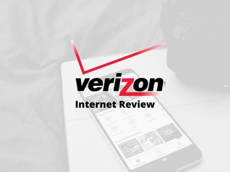 verizon internet review