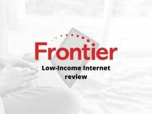 Frontier lifeline low income internet
