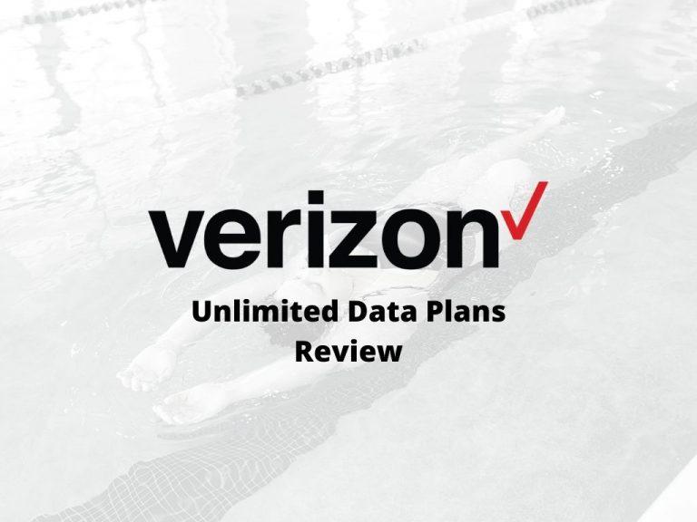 Verizon unlimited data plans review