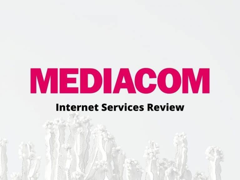 mediacom internet service review
