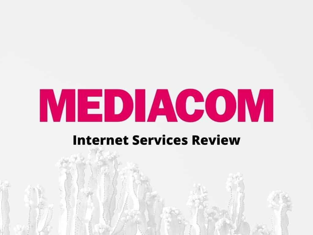 mediacom internet service review