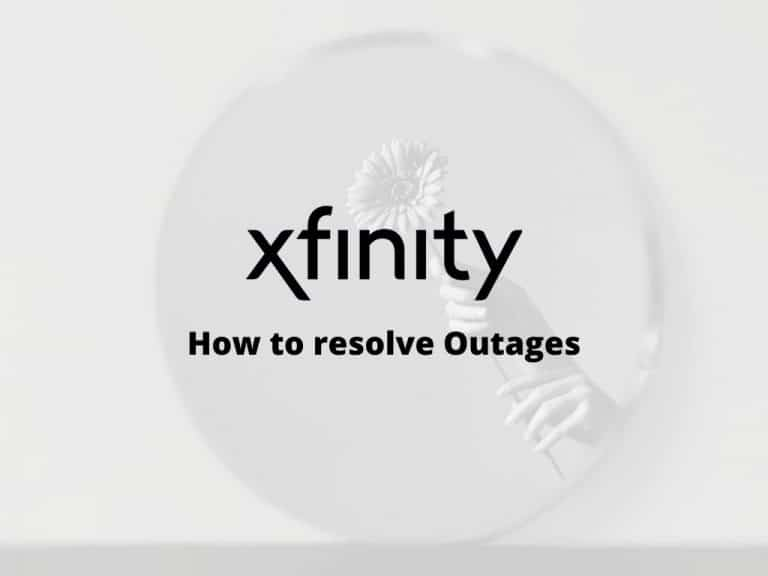 xfinity outages
