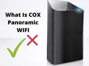 COX Panoramic WIFI review