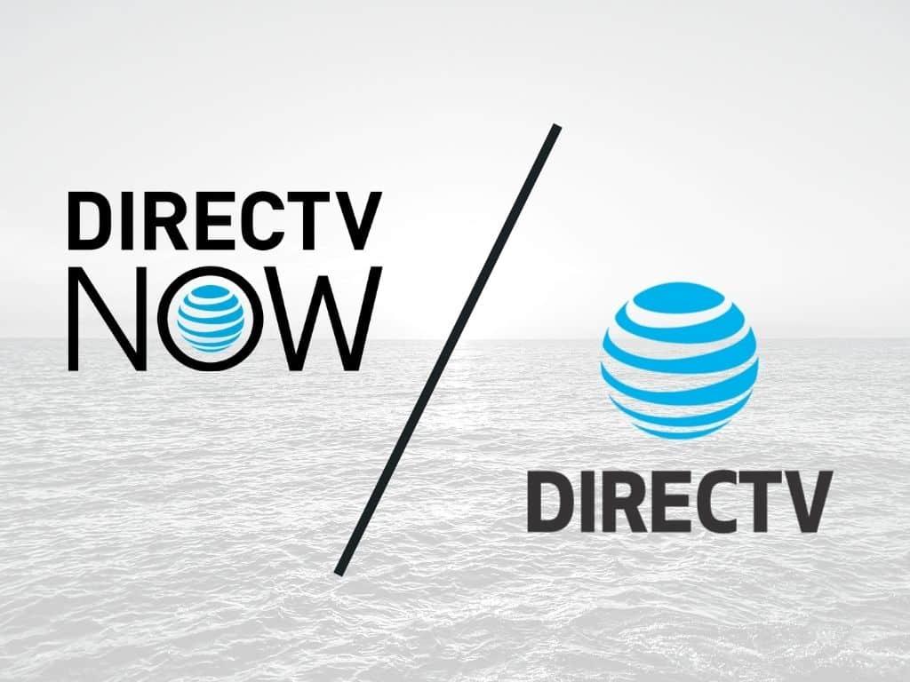 DirecTV vs DirecTV Now