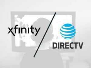 DirecTV vs Xfinity TV compare