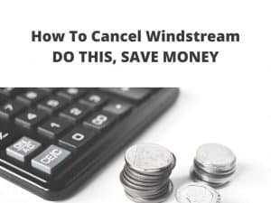 How To Cancel Windstream