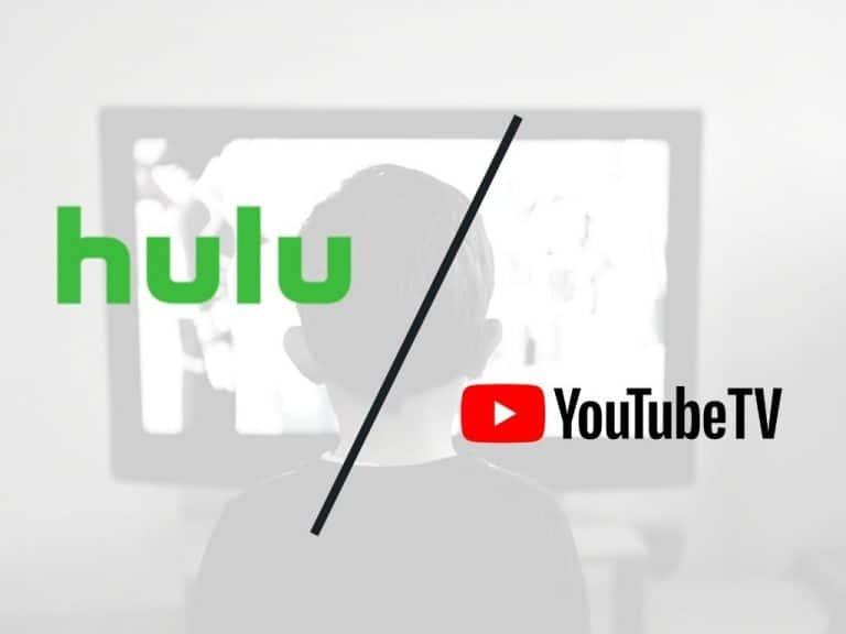Hulu vs Youtube TV review