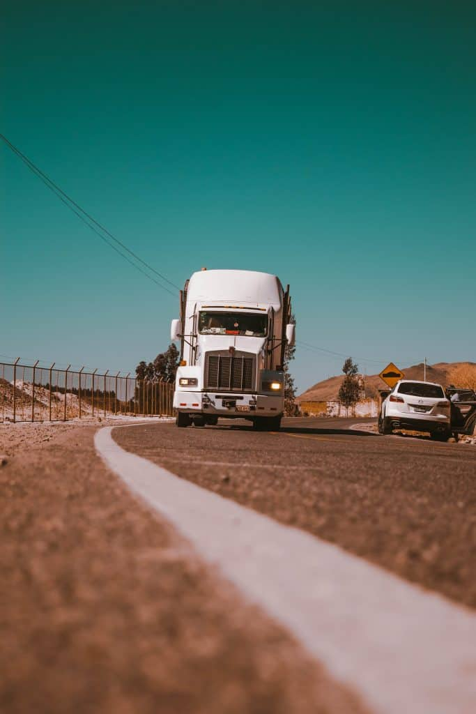 Wireless internet for truck drivers