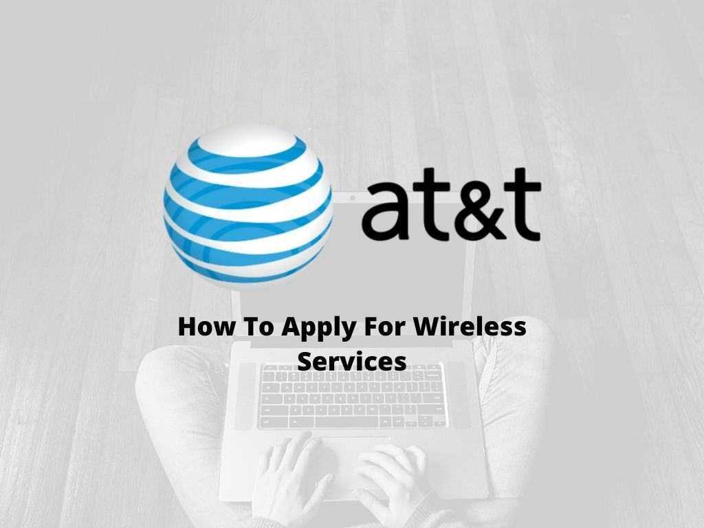 apply for att wireless