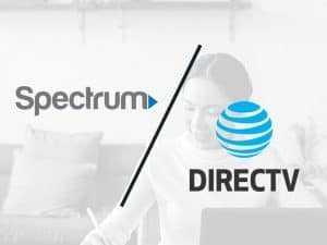 compare DirecTV vs Spectrum TV