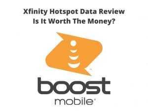 Boost Mobile Hotspot Plans