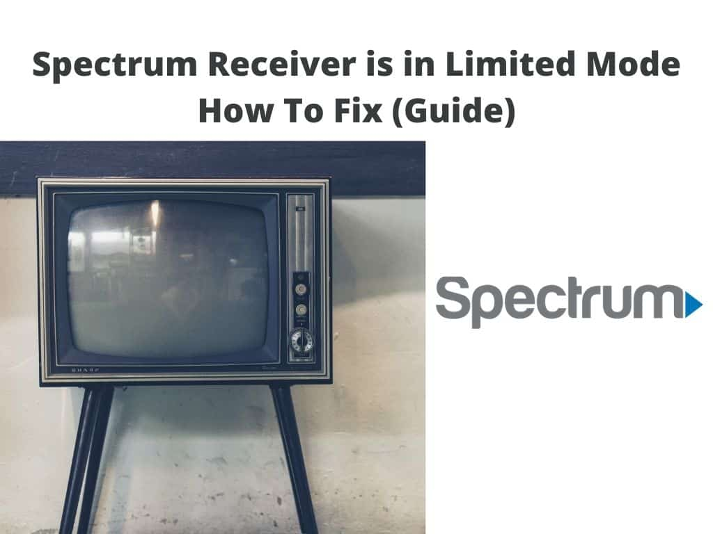 Fix Spectrum Receiver is in Limited Mode