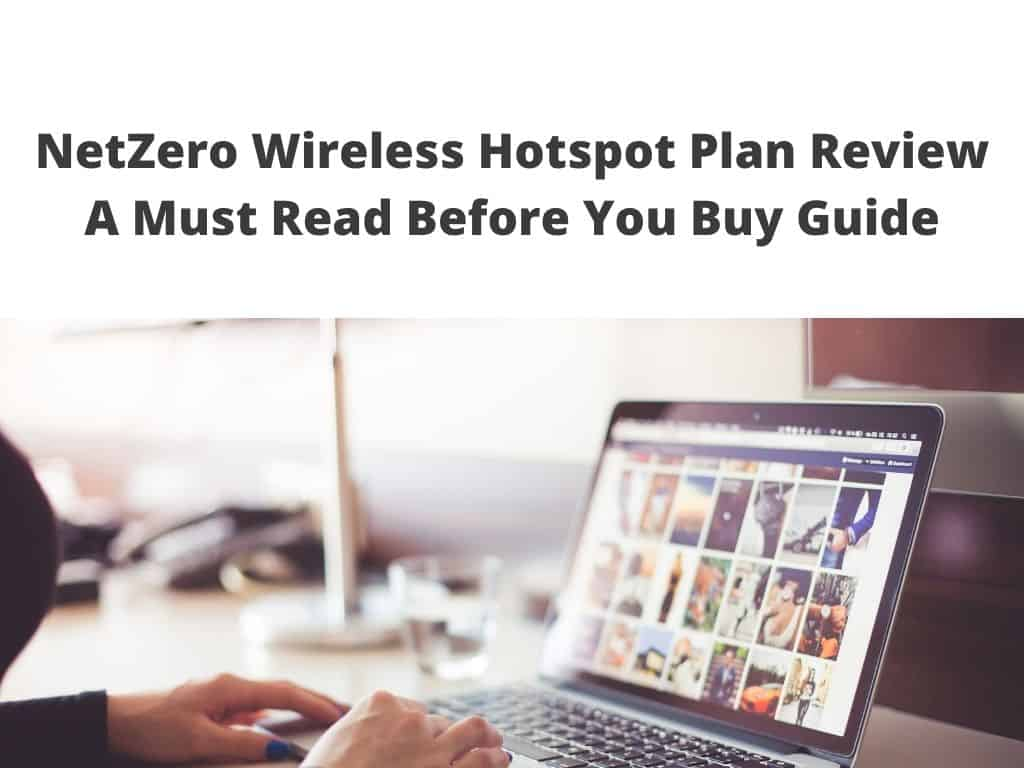NetZero Wireless Hotspot Plan Review