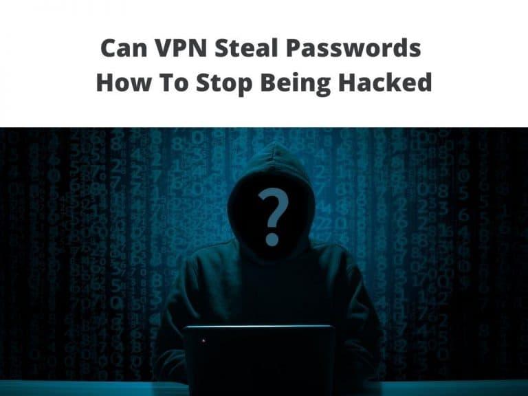 VPN Steal Passwords
