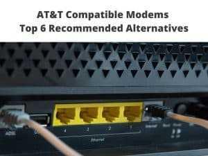 ATT Compatible Modem