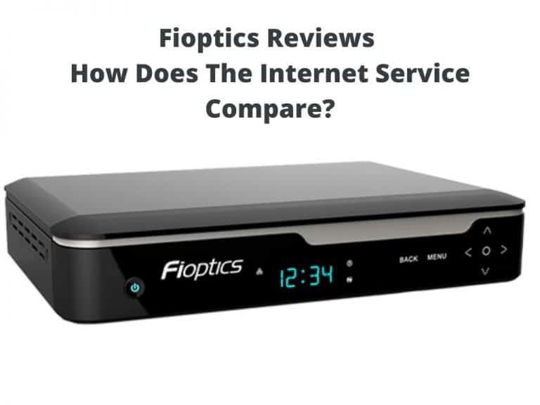 Fioptics internet