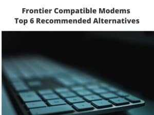 Frontier Compatible Modems