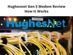 Hughesnet Gen 5 Modem