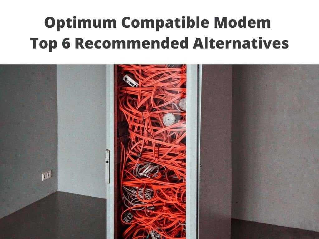 Optimum Compatible Modem