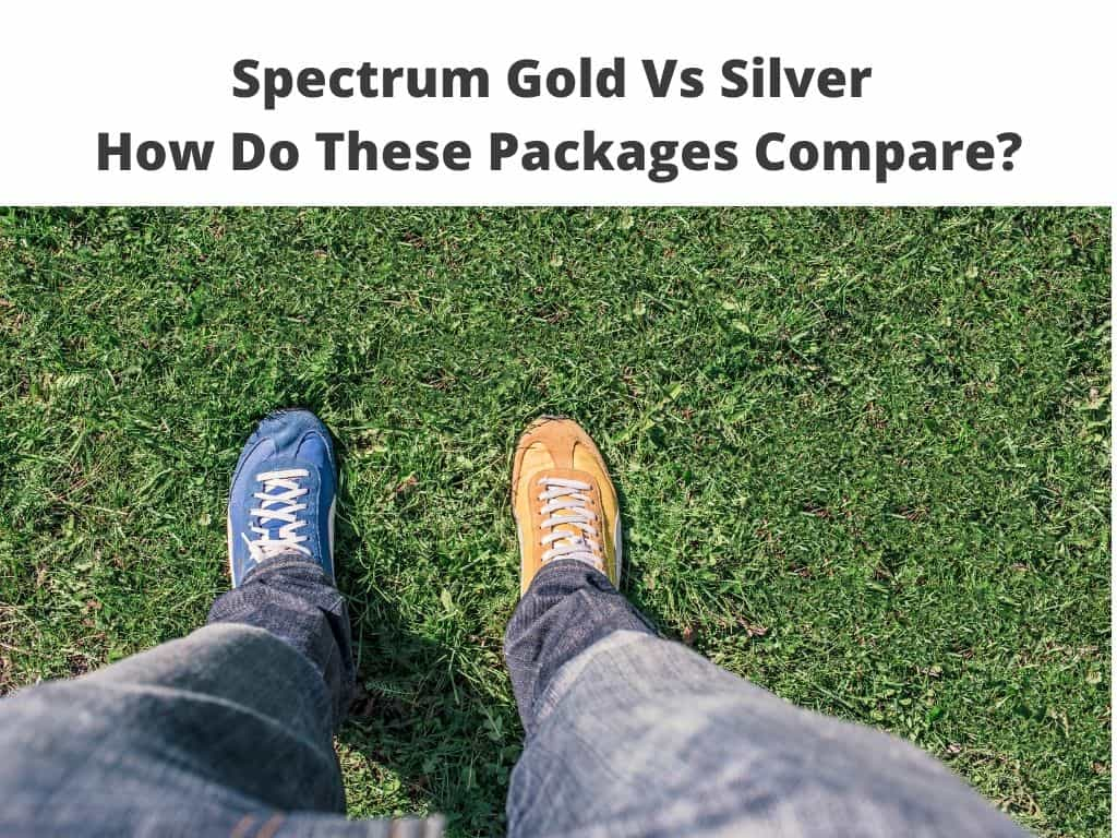 spectrum gold vs silver packages