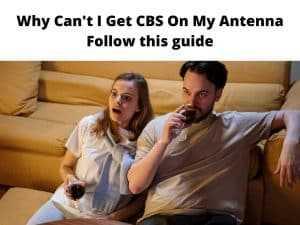 CBS On My Antenna tv