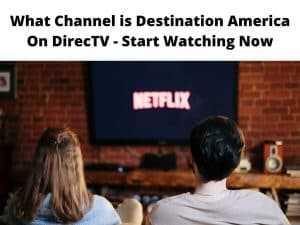 Destination America On DirecTV