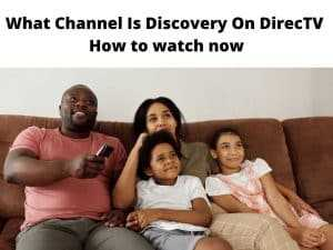 Discovery On DirecTV