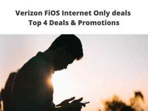 FiOS Internet Only deals
